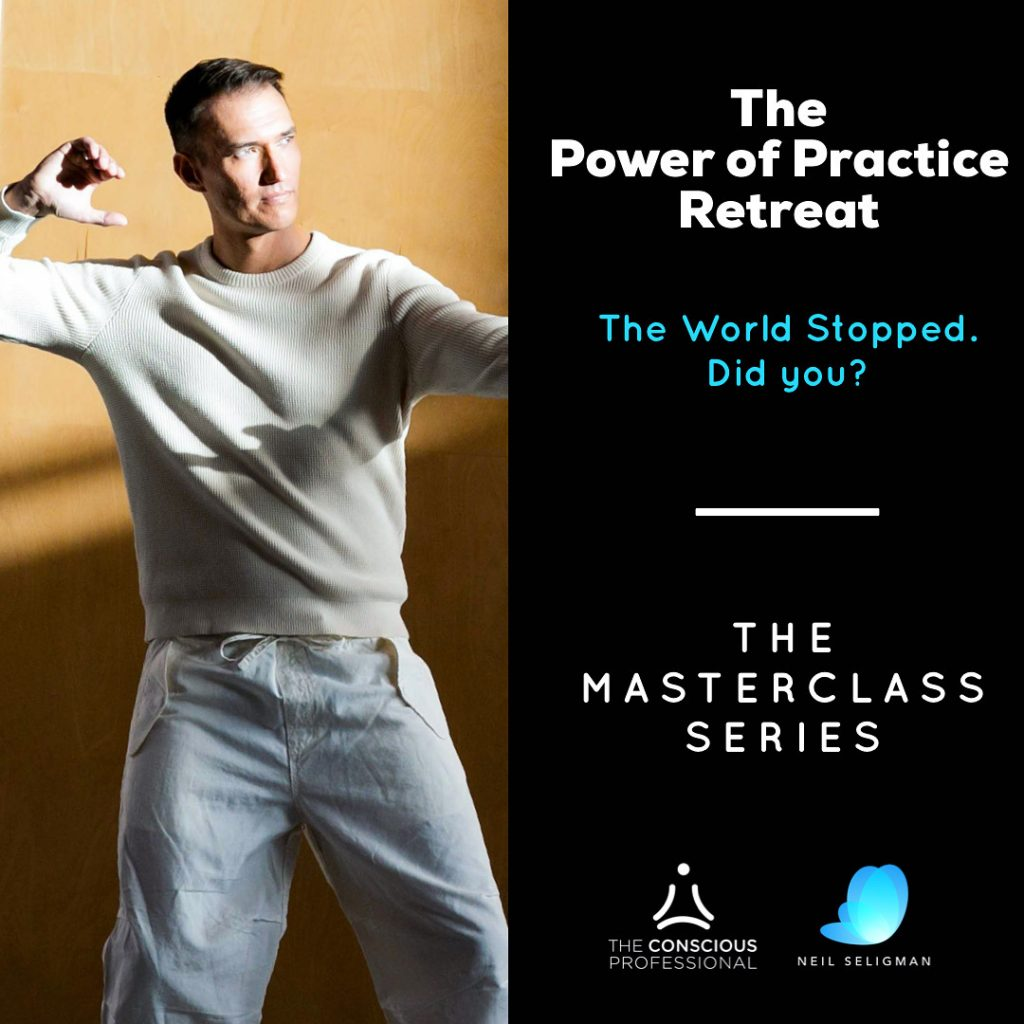 The Power of Practice Mindfulness Retreat with Neil Seligman