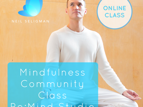 Online Community Mindfulness Class with Neil Seligman