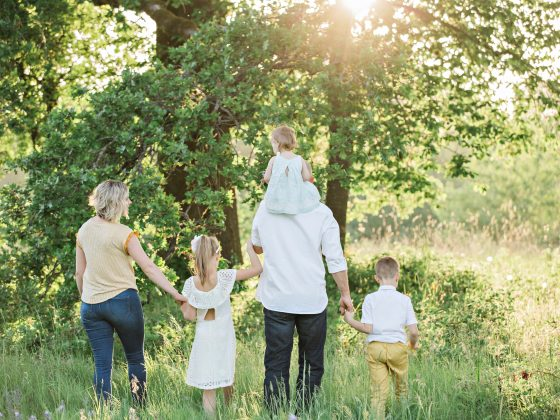 work life balance with a family
