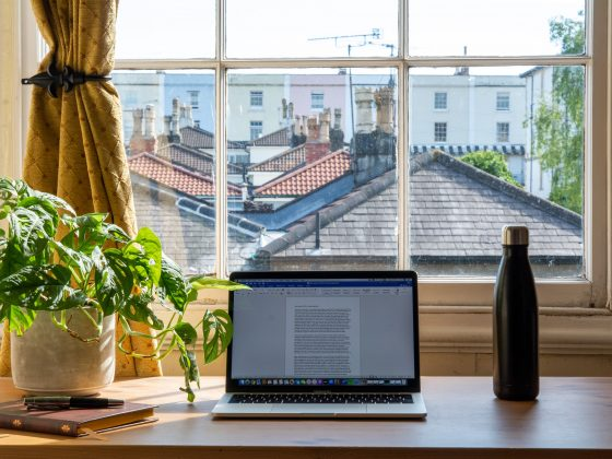 Your Wellbeing, Whether Working At Home or in The Office